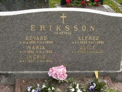 Maria <i>Wikstr�m</i> Eriksson
