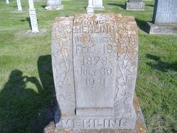Frances <i>Altmeyer</i> Mehling