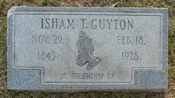 Isham Thomas Guyton