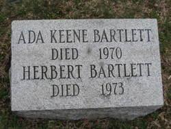Ada <i>Keene</i> Bartlett