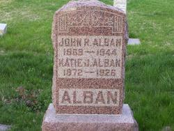 John R. Alban