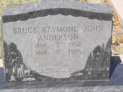 Bruce Raymond <i>John</i> Anderson
