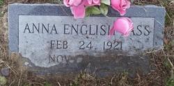 Anna <i>English</i> Bass