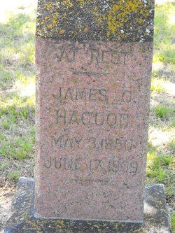 James O Hagood