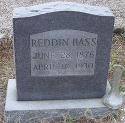 Reddin Bass