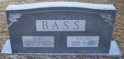 Thelma Bass