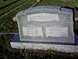 Margaret E. <i>Boring</i> Bartholomae