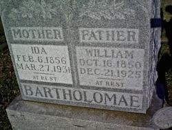 William Bartholomae