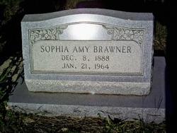 Sophia Amy <i>Wille</i> Brawner