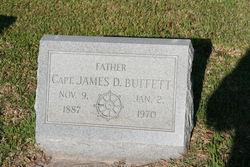 Capt James D Buffett