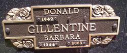 Barbara <i>Mitchell</i> Gillentine