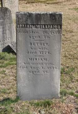 Betsey Williams