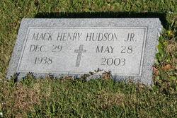 Mack Henry Hudson, Jr