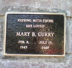 Mary B. Curry