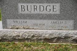 Amelia A Burdge