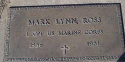 Mark Lynn Ross