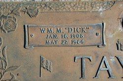 William Martin Dick Taylor