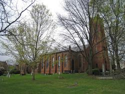 Trinity Episcopal Churchyard