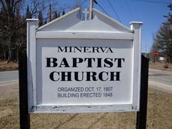 Minerva Baptist Cemetery