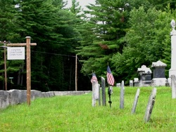 Center Chatham Cemetery