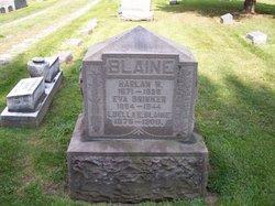 Eva <i>Brinker</i> Blaine