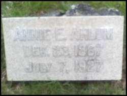 Annie E. Ahlum