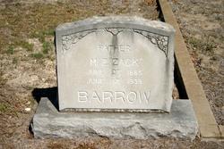 Marlon Zachry Zack Barrow