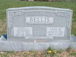 Edith Lucille <i>McGinnis</i> Bellis
