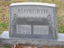 Dorinda Julie <i>Bowman</i> Ashworth