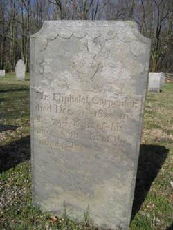 Capt Eliphalet Carpenter