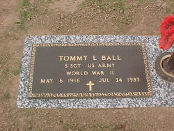 Tommy Lee Ball