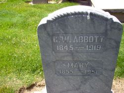 George W.( ?William) Abbott