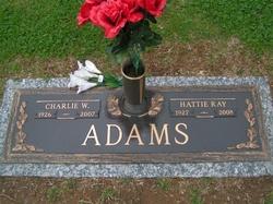 Hattie Ray Adams