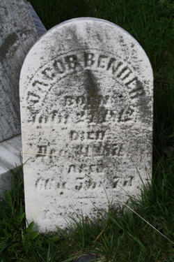 Jacob Bender