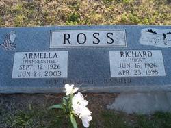 Richard R Dick Ross