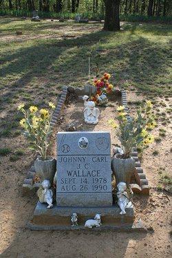 Johnny Carl J.C. Wallace