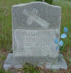 Mamie <i>Petty</i> Stiefel