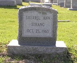 Sherril Ann Strang