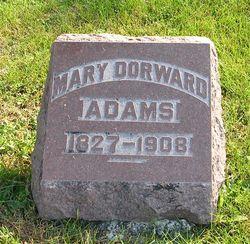 Mary D. <i>Tyrie</i> Adams