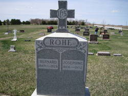 Josephine <i>Ausdemore</i> Rohe