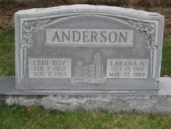 Larana <i>Kendall</i> Anderson