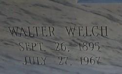 Walter Welch Gore