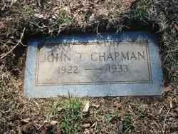John T. Chapman