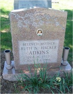 Ruth Naomi <i>Hacker</i> Adkins