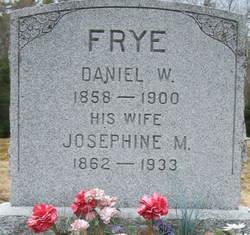 Daniel Webster Webb Frye