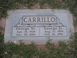George Carrillo, Sr