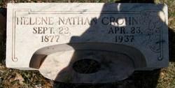 Helene <i>Nathan</i> Crohn