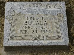 Fred P Butala