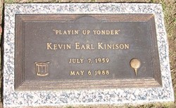Kevin Earl Kinison