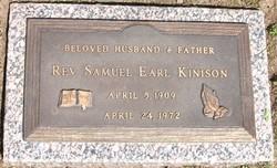 Rev Samuel Earl Kinison